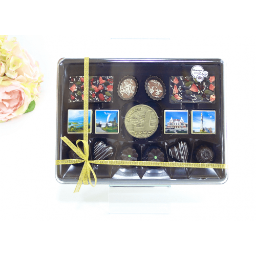 Сувенирный набор Ладья (190 гр)