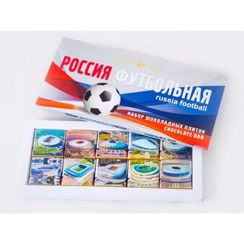 Россия футбольная (100 гр)